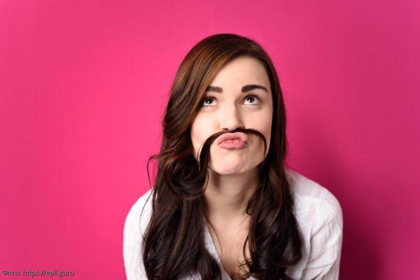 Продукты, употребление которых может вызвать у женщин рост усов и бороды