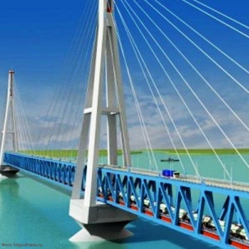 В России построят гигантский мост на Крайнем Севере