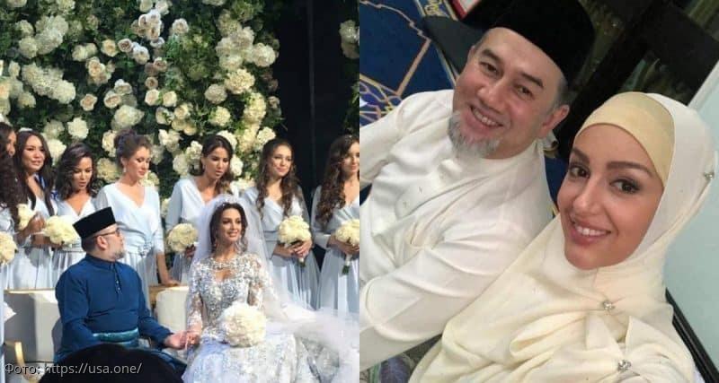 Бывшей жене экс-короля Малайзии Оксане Воеводиной и её сыну угрожают расправой