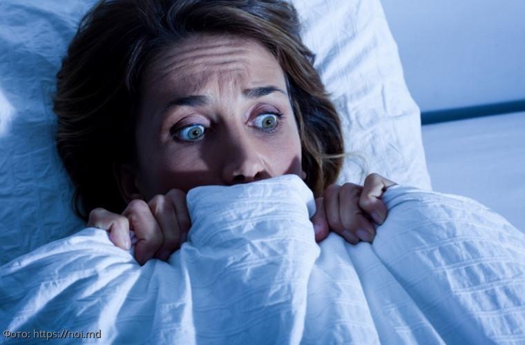 Стало известно, как ночной кошмар помогает справиться со стрессом в реальной жизни