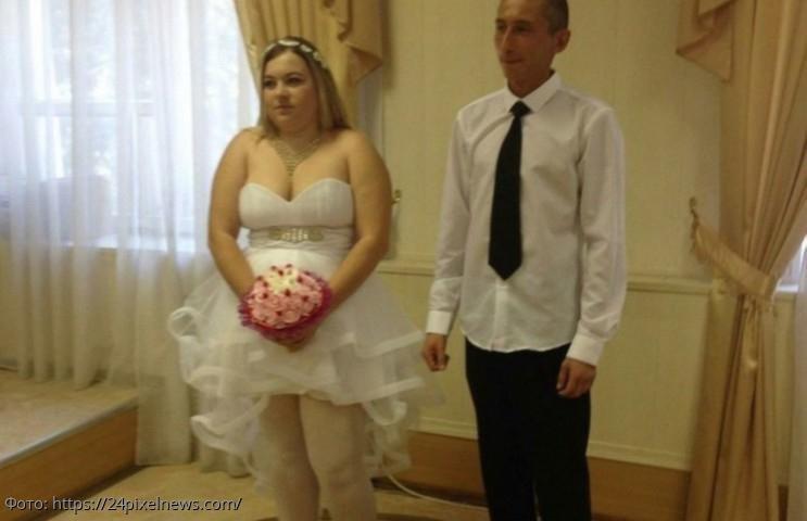 Фото невест, которые мечтали быть неповторимыми, но что-то пошло не так