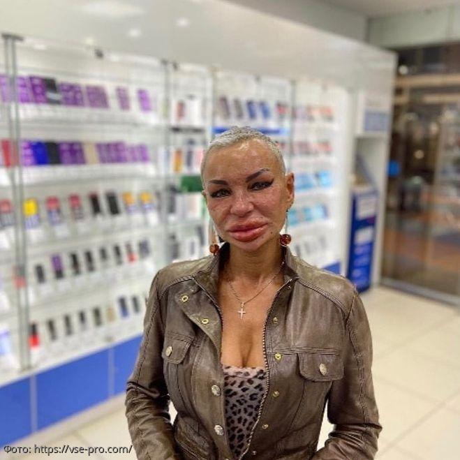 Жертва пластики и восходящая звезда Instagram Мадам Мишель