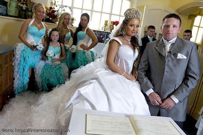 10 невест, которые хотели удивить своим нарядом, но только рассмешили