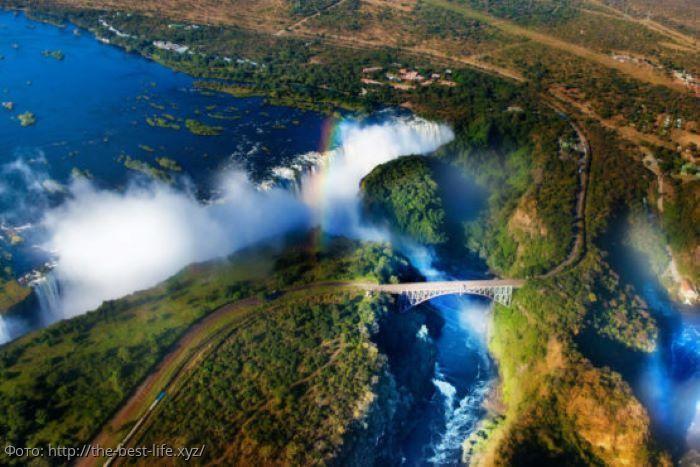 Фото 7 величайших природных чудес на Земле