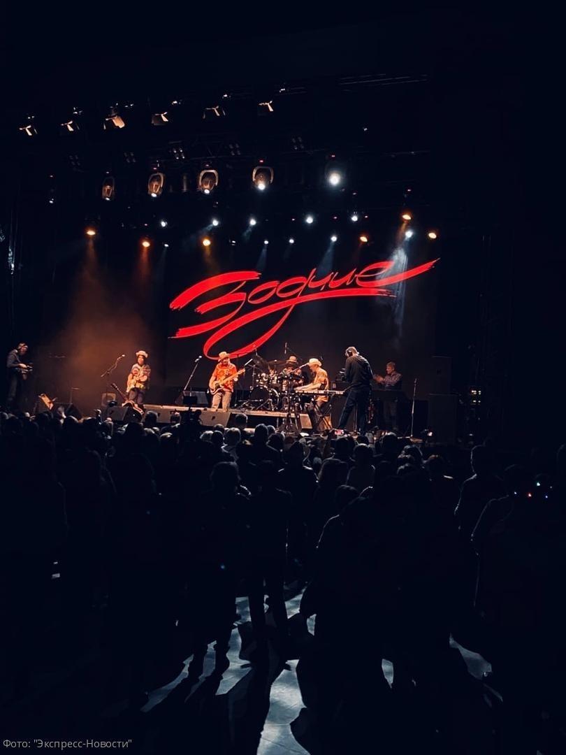 На концерт группы «Зодчие» приехал исполнитель легендарной немецкой рок-группы Fools Garden