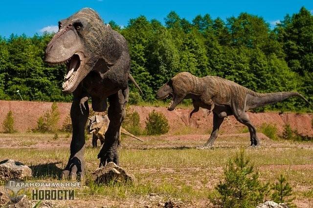 Выяснилось, что динозавры стали вымирать еще ДО падения астероида