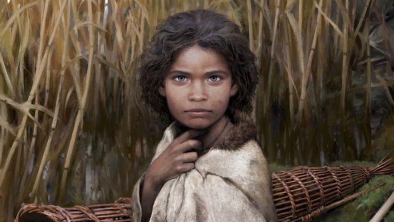 Ученые воссоздали внешность женщины, жившей 5700 лет назад
