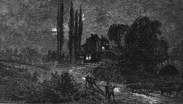Таинственные случаи в истории, когда внезапно среди дня наступала полная темнота