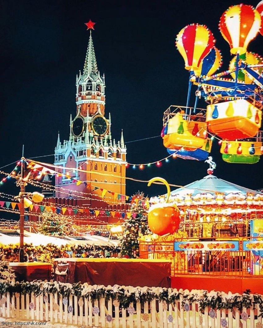 Москва стала самым популярным туристическим направлением 2019 года по версии World Travel Awards
