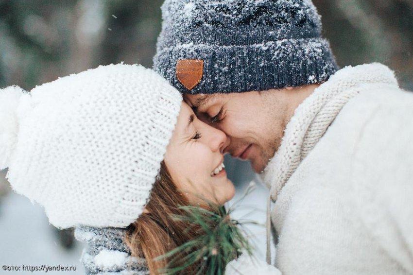 Два знака зодиака, сердце которых растает от любви посреди холодной зимы
