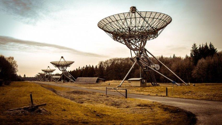 Ученые перехватили новую серию посланий из далекого космоса