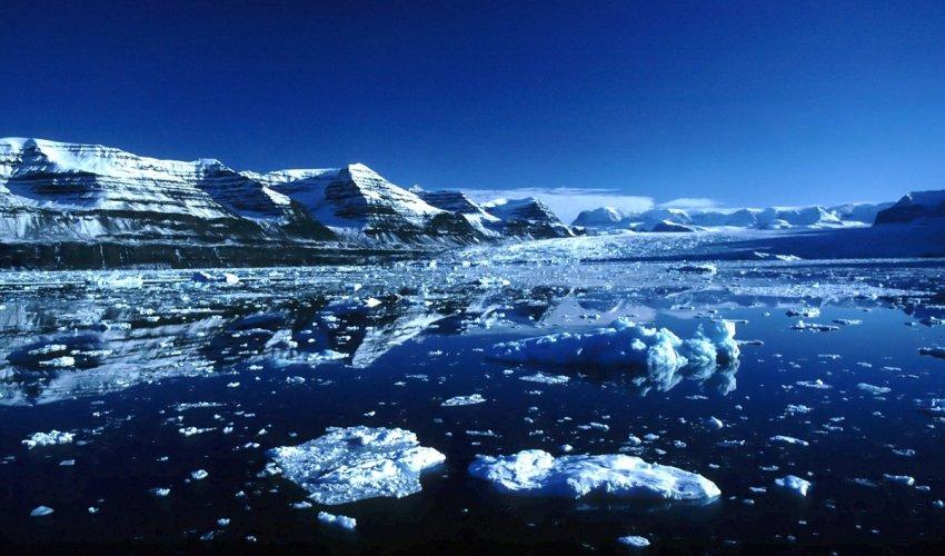 Ученые зафиксировали огромный выброс метана на территории Арктики