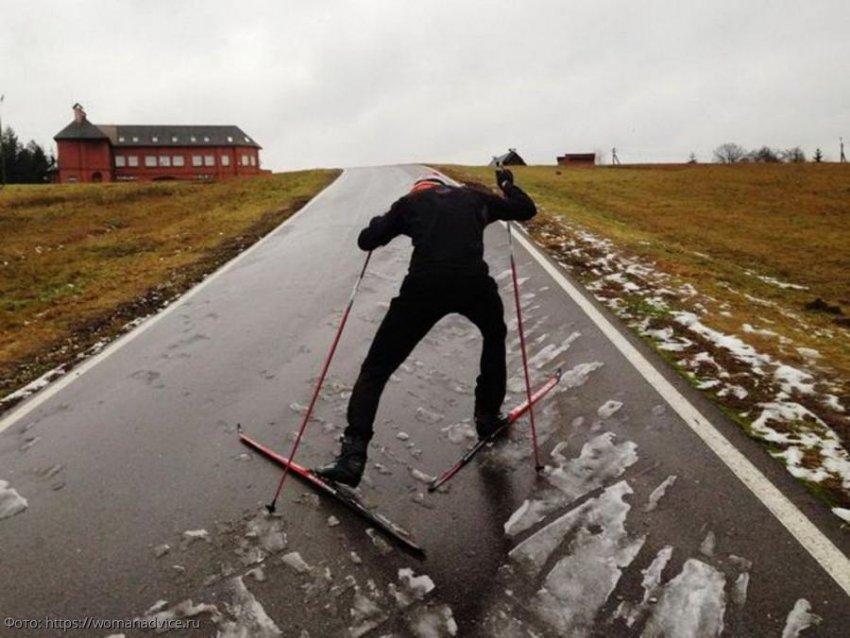 Когда душа просит снега, а его все нет и нет: 7 фото-мотиваторов