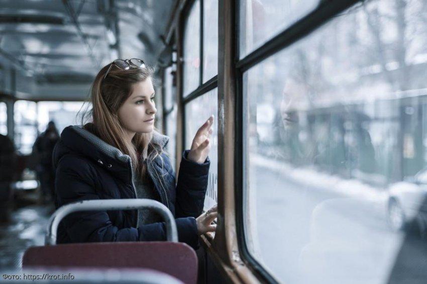 История из жизни: ссора в автобусе закончилась предложением руки и сердца