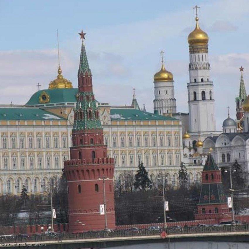 Интересные факты про Московский Кремль
