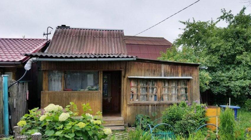 Семья купила дачу и нашла в огороде закопанный колодец, внутри которого был спрятан старинный клад