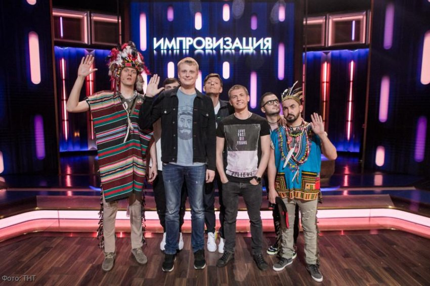Война током на ТНТ: комики Stand Up отыгрались на актерах «Импровизации» электрическими разрядами