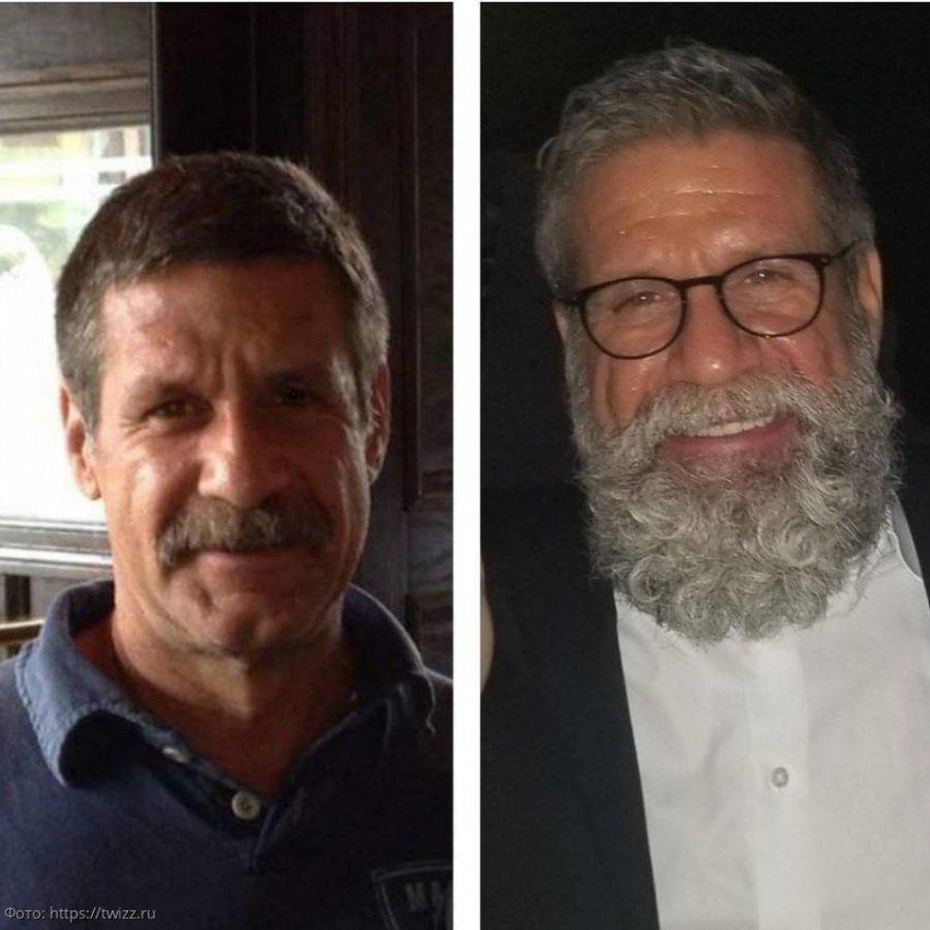 10 фотодоказательств того, что борода меняет мужчин до неузнаваемости
