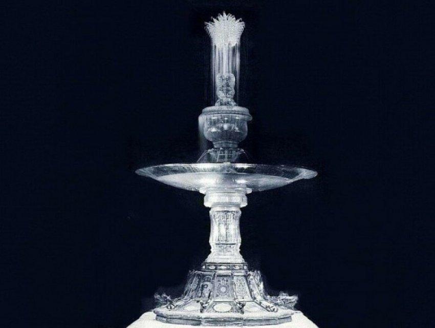 6 хрустальных тонн фонтана СССР для Всемирной выставки