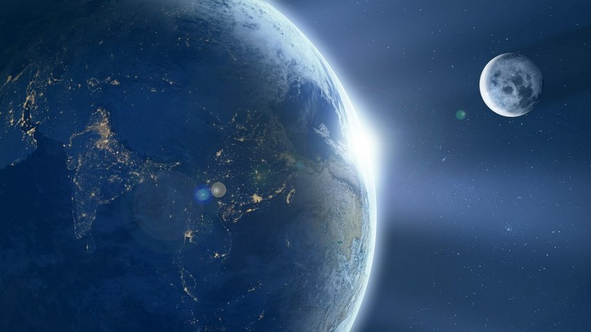 Ученые выяснили, почему дергается магнитное поле Земли