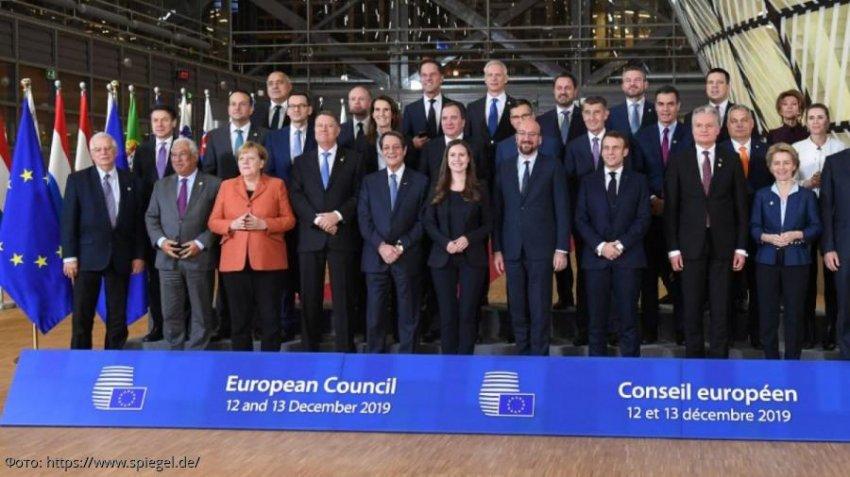 Саммит в Брюсселе: страны-члены ЕС договорились о климатической цели на 2050 год – без Польши