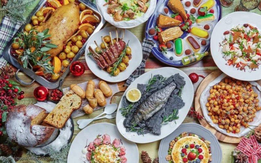Как правильно готовить желудок к новогоднему застолью