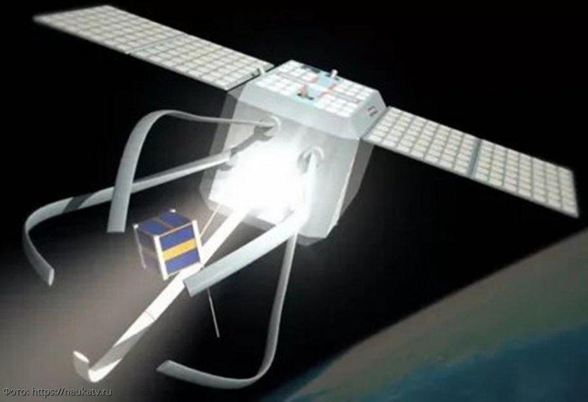 Космический «эвакуатор» от ЕКА очистит от мусора орбиту Земли