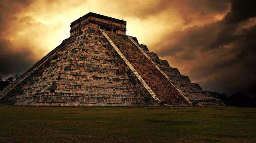 В Мексике обнаружили неизвестный 1000-летний текст майя