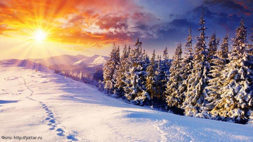 Как загадать желание на день зимнего солнцестояния, которое состоится 22 декабря