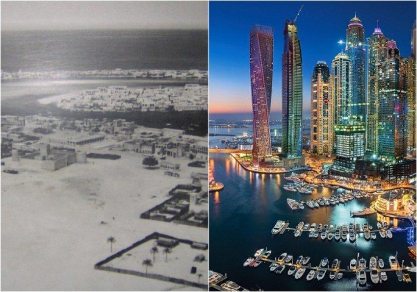Секреты экономического чуда Дубая за последние 50 лет
