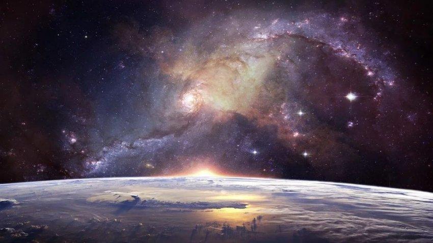 В ядре нашей галактики может скрываться темная материя, испускающая гамма-лучи