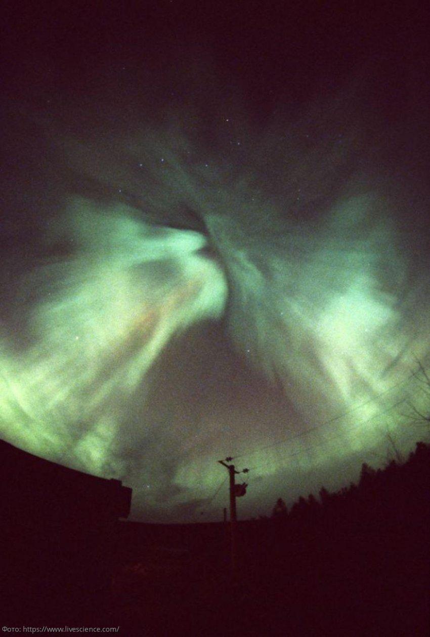 10 захватывающих фотографий северного сияния
