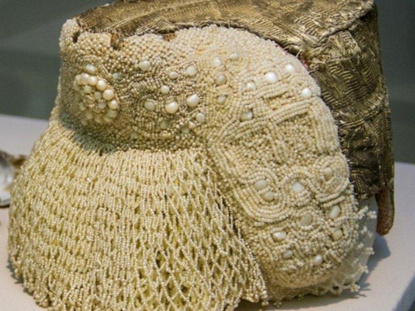 Скатный жемчуг - старинное украшение Северной Руси