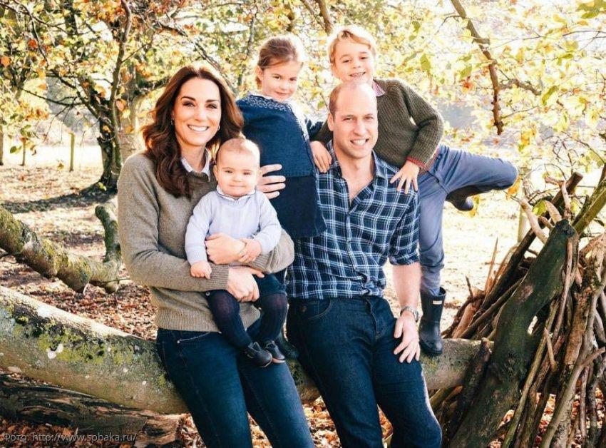 Британцы раскрыли секрет семейного счастья Кейт Миддлтон и принца Уильяма