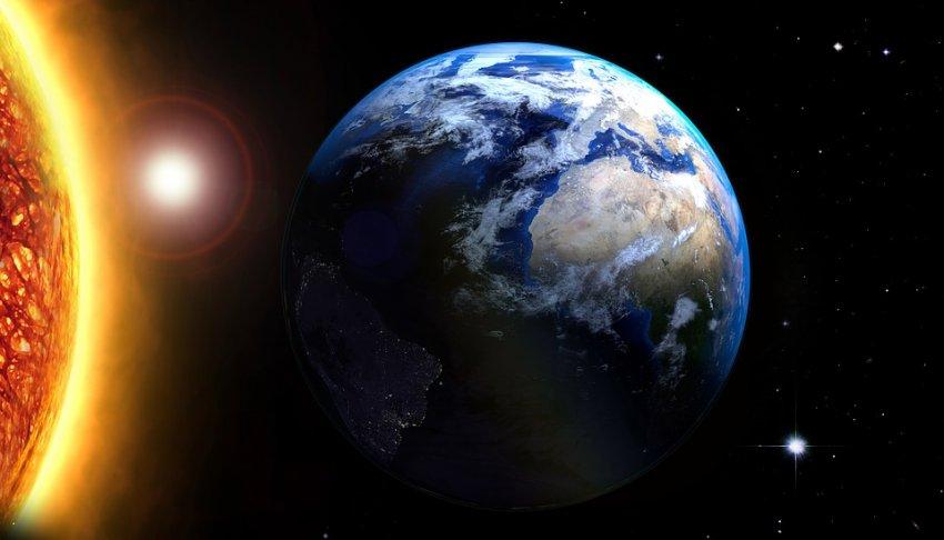В атмосфере Земли зашкаливает солнечная радиация