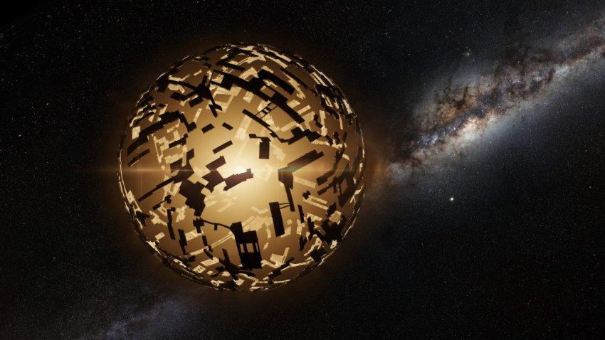 Астрономы нашли несколько сотен объектов, свидетельствующих о существовании инопланетян