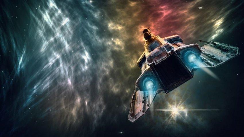 NASA разрабатывает корабль, который будет лететь быстрее света