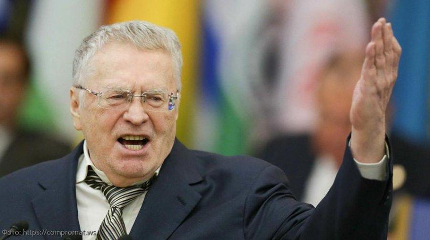 Жириновский уверен, что Галкин и Пугачева ему завидуют и мстят