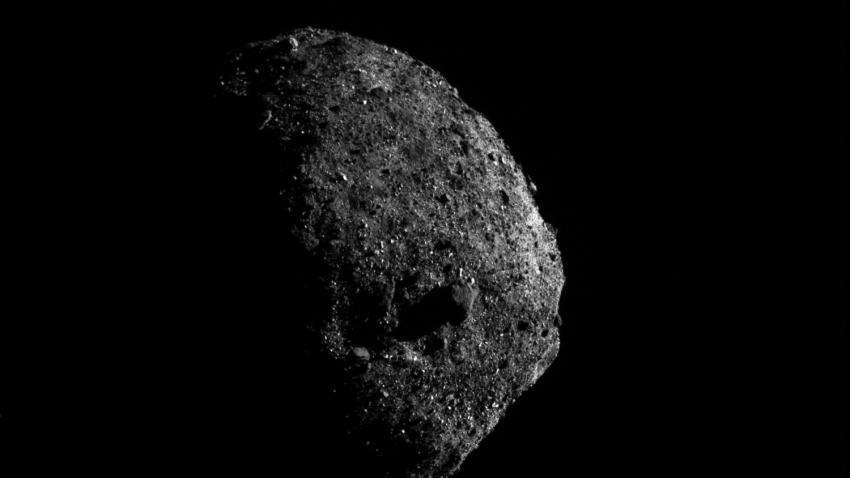 На астероиде Бенну обнаружили больше 14 млн объектов