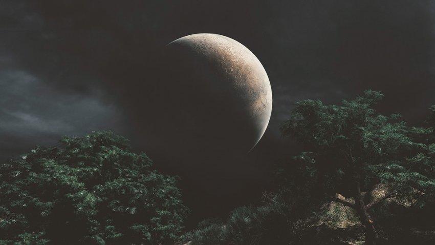 Соединение Юпитера с Сатурном и метеоритные дожди: самые знаменательные астрономические события 2020 года