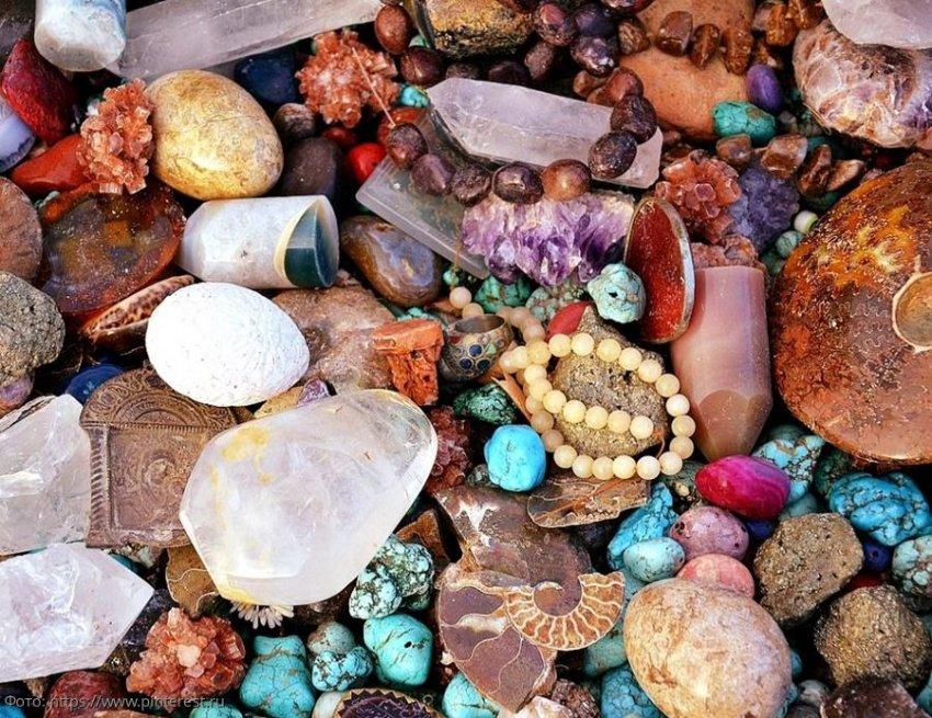 Тест по картинке: определите ваш камень-покровитель и какие качества личности он поможет в вас развить