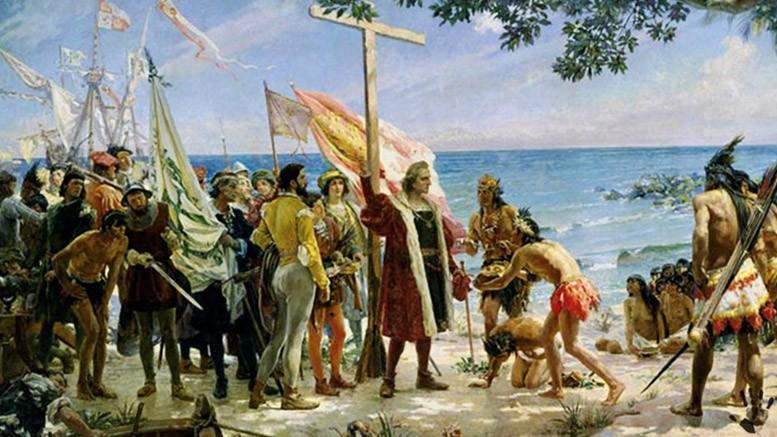 В средние века в регионе Карибского моря жили индейцы-людоеды