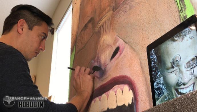 Попавший в ДТП продавец автомобилей после мозговой травмы очнулся талантливым художником