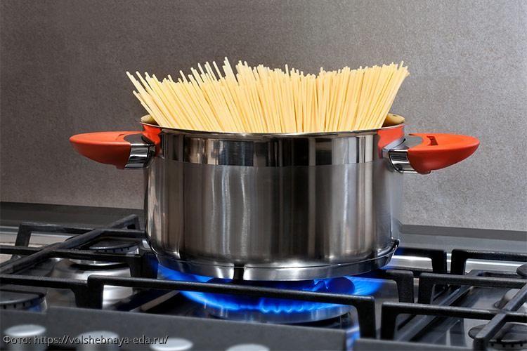 Как варить пасту