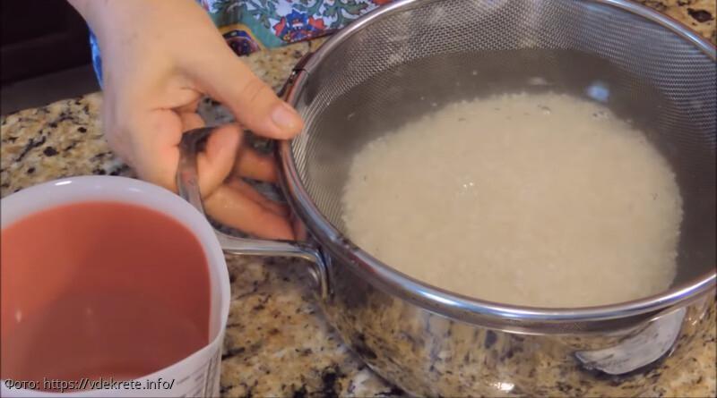 Совет: как варить рис