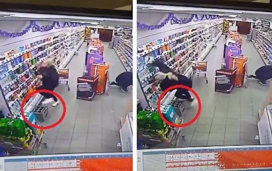 В Шотландии призрак агрессивно нападает на сотрудников супермаркета
