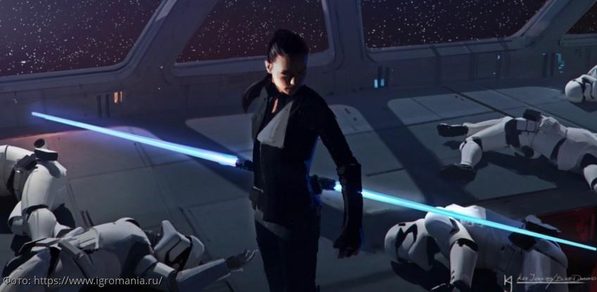 В сети появились концепт-арты первоначальной версии девятого эпизода «Звёздных войн»