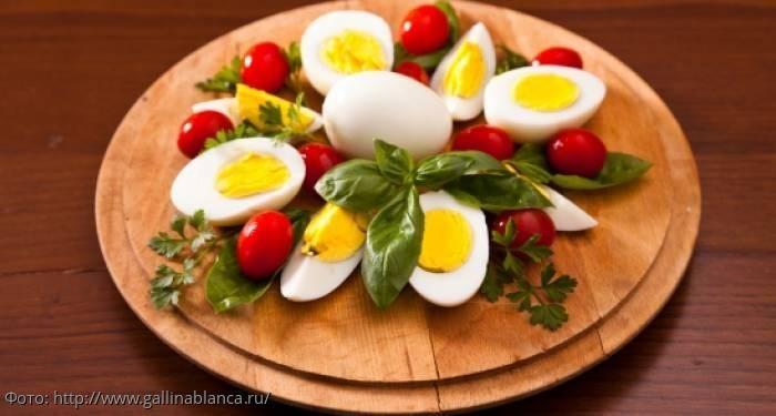 Как отварить яйца
