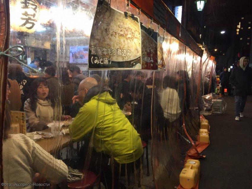 Токио превратился в вакуумный город на Новогодние праздники