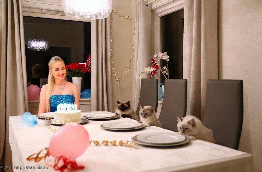 Три знака зодиака, которые любят проводить праздники в одиночестве